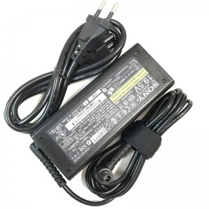 90W Sony Vaio VGN-NS295DP VGN-NS295DS Adaptateur Original + Cordon